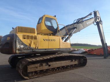 Экскаватор на гусеничном ходу - Volvo EC360