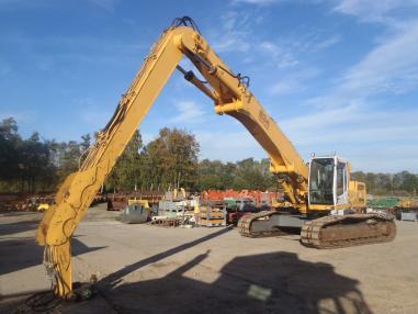 Excavator cu lanţ - Litra R934EW
