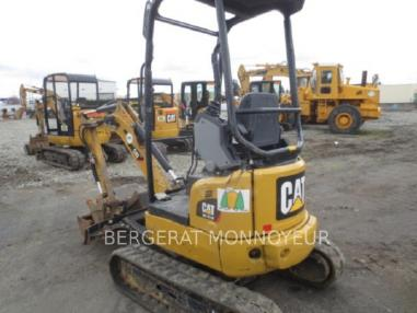 Rupsgraafmachine - Caterpillar 301.7D CR
