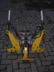 Rail construction machinery - Other CMFI PCM2P-FC