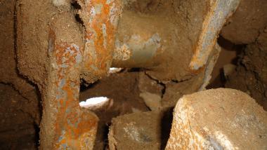 Excavator cu lanţ - Caterpillar 349EL