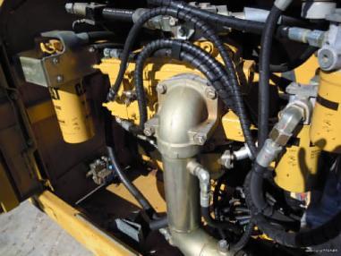 Abbruchbagger - Caterpillar 345BLME-II '05