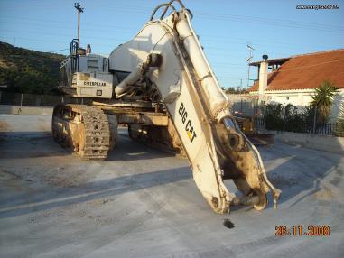 Abbruchbagger - Caterpillar 375BLME '01