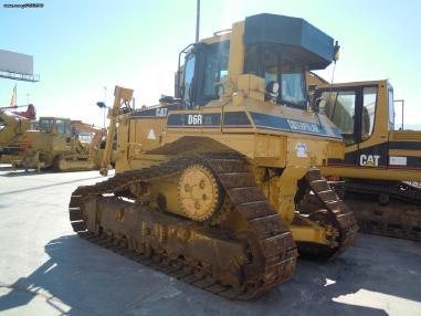 Bulldozer - Caterpillar D6 R XL SERIES LAZER