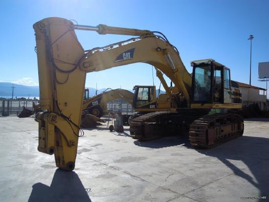 Caterpillar 345BLME-II '05