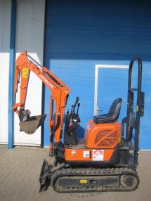 Mini excavator - Hitachi ZX10U-2