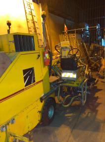 stroj za obilježavanje ulica - Ostalo BM T SP 350