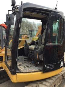 Tracked excavator - Caterpillar 308D