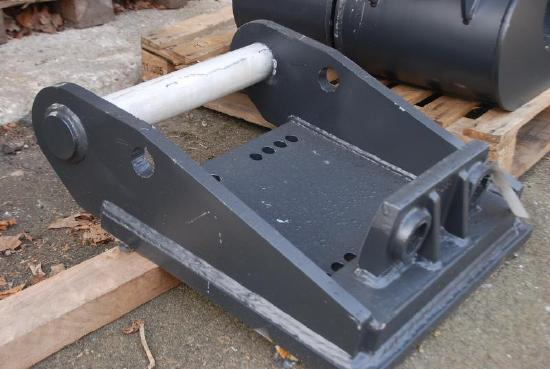 Anschraubplatte Syst. MS-10 für HKS Drehmotor