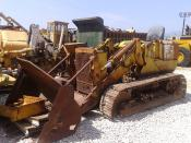 Caterpillar 941B FOR SPARE PARTS