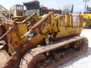 Divers - Caterpillar 941B FOR SPARE PARTS