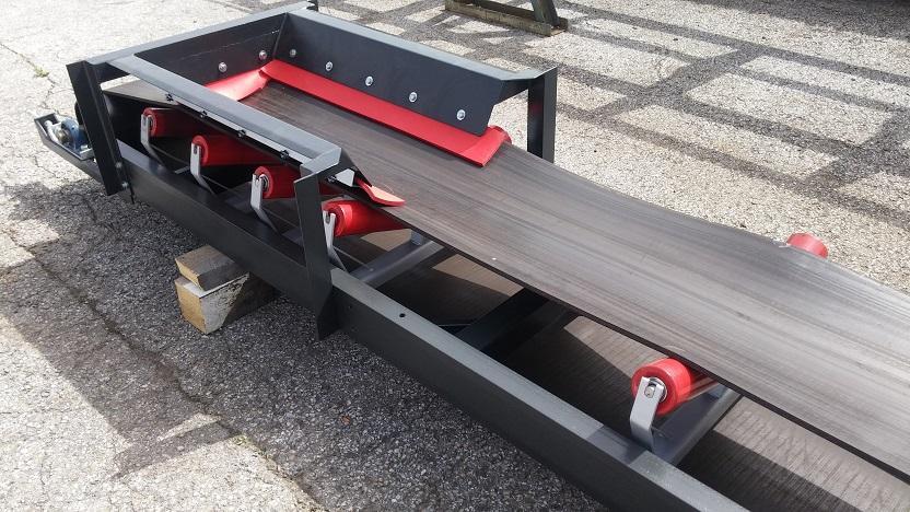 6 5m f rderbandanlage gebraucht at ztlz 2413 oa. Black Bedroom Furniture Sets. Home Design Ideas