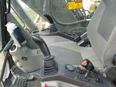 bager gusjeničar - Volvo EC 160 CN