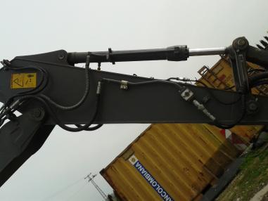Rupsgraafmachine - Volvo EC 160 CN