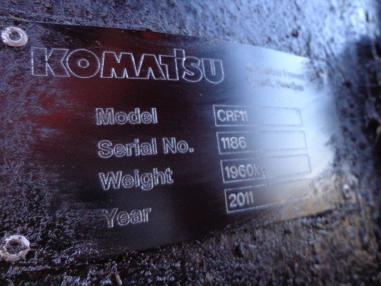 Forwarder - Komatsu 860.4