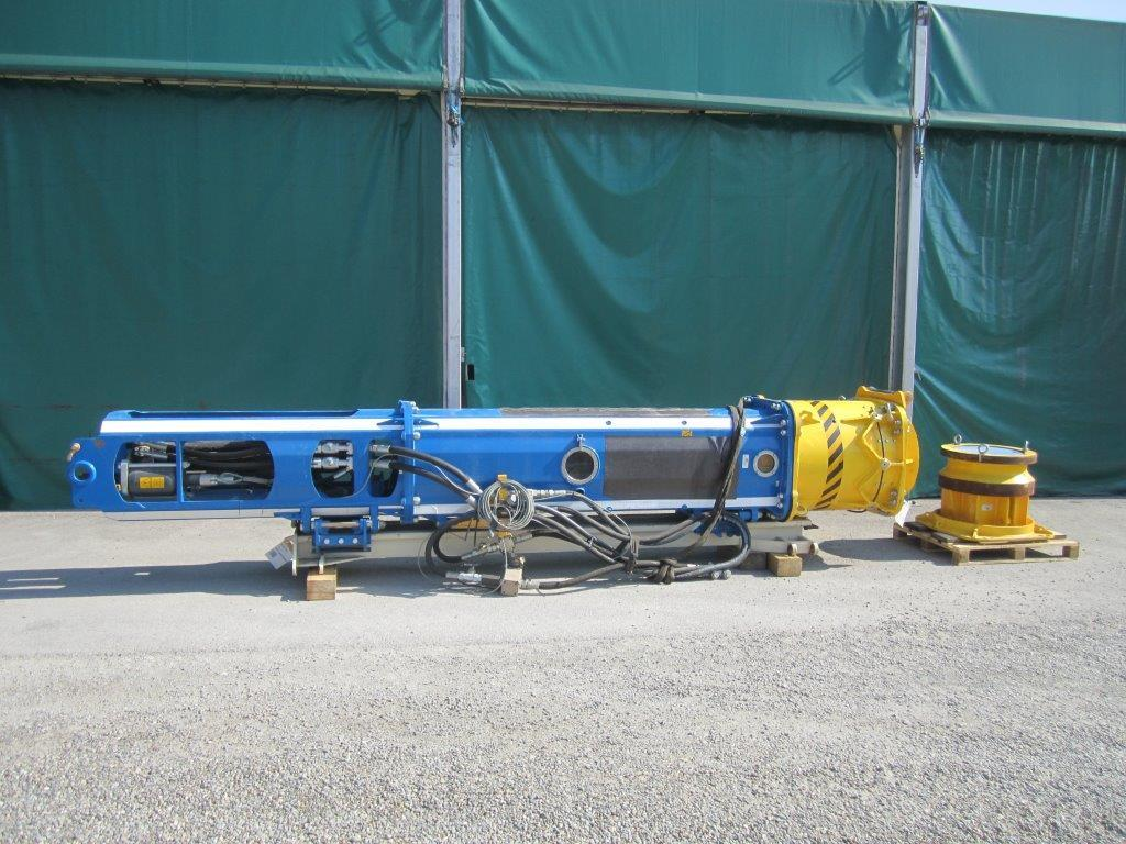 Trivella - Junttan Hydraulic Hammer SHK 5-110