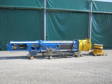 Máquina de trilla - Junttan Hydraulic Hammer SHK 5-110