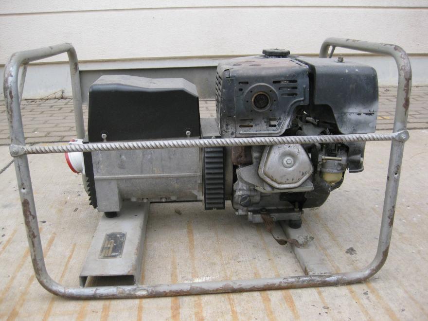 GEKO/ Eisemann EB 6500 5,9 kVA [7320011090]