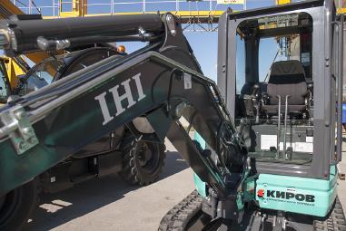 Miniexcavator - IHI 27V4