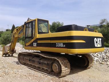 Tracked excavator - Caterpillar 330BLN
