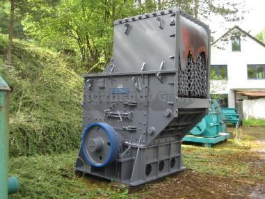 Prallmühle - Böhringer PM 100