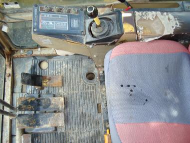 Excavator cu lanţ - Komatsu PC180-NLC-3