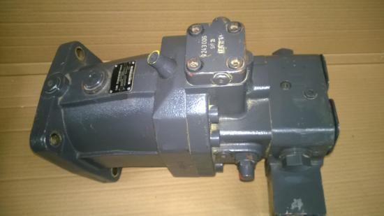 O&K Fahrölmotor MH