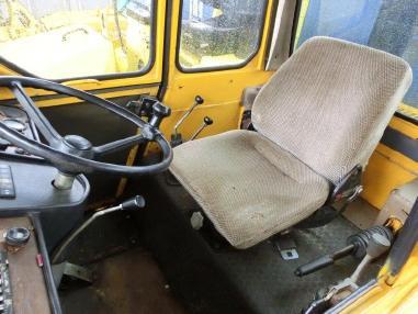 utovarivač na kotačima - Kramer 312 SL