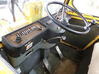 Cargadora de ruedas - Kramer 312 SL