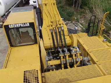 Rupsgraafmachine - Caterpillar 365 BL II