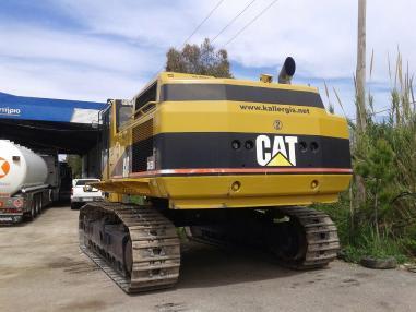 Экскаватор на гусеничном ходу - Caterpillar 365 BL II