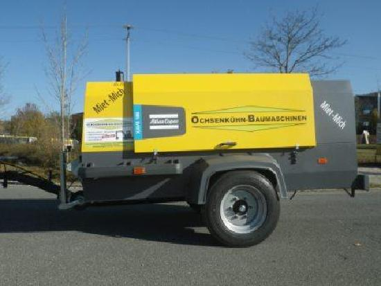 Atlas Copco XAVS 186 Jd