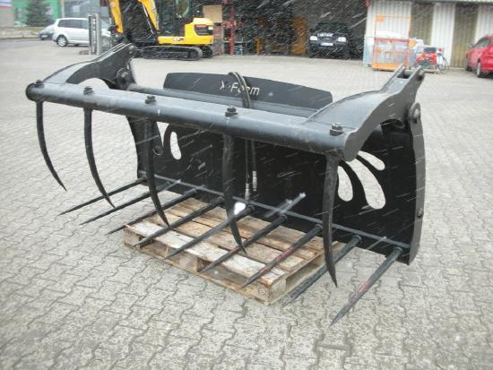 JCB Dung- und Silagezange / Grasgabel für JCB 526-56