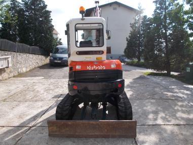 Mini excavator - Other u 35@