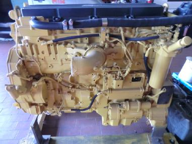 Машина за прибиране на реколтата - Claas Motor CAT C13 # LGK...