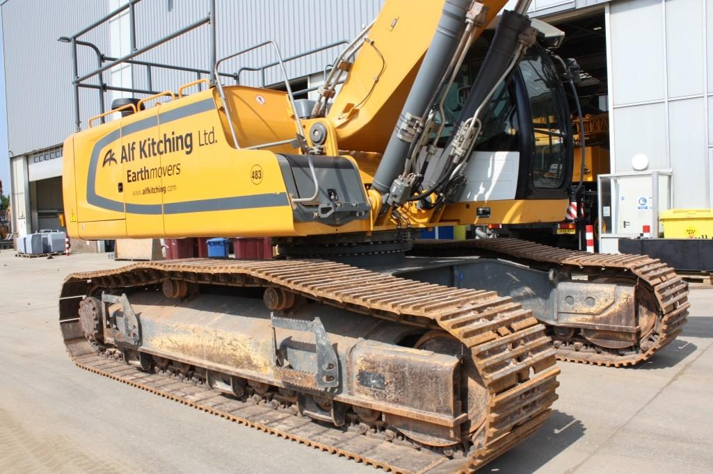 Escavatore cingolato - Liebherr R950 S-HD