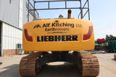 Koparka łańcuchowa - Liebherr R950 S-HD