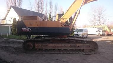 Escavatore cingolato - Komatsu PC300
