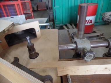 Milling machine - Other sht