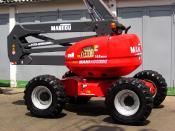 Manitou MANITOU 165 ATJS 4x4 - 16.8m / seitlich 10.4m