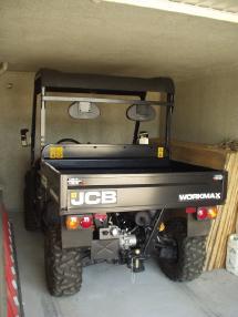 Транспортное самоходное средство - JCB Workmax 800 D