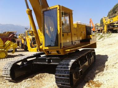Rupsgraafmachine - Caterpillar 245B SERIES II
