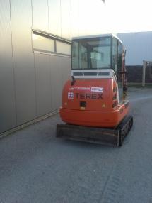 Miniexcavator - Terex-Schaeff TC 29