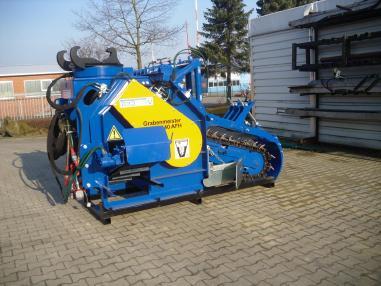 Scavafossi - Grabenmeister GM 140 AFH-600 Vorführmaschine