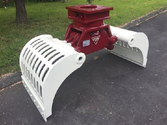 Hydraram HDG-30F | 3000 kg | 35 ~ 50 t.