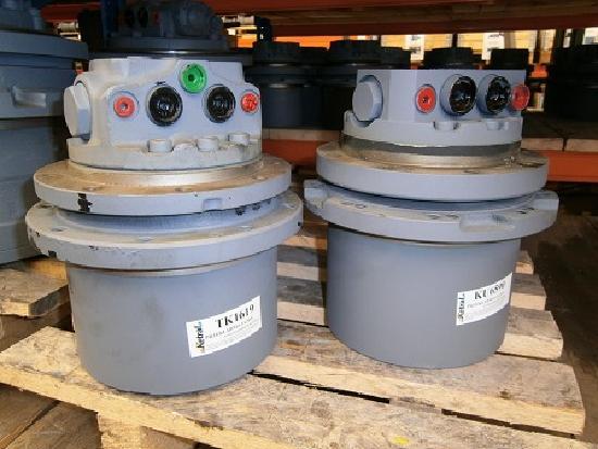 JCB 8025 8027 8030 8032 Travel motor 20/925259