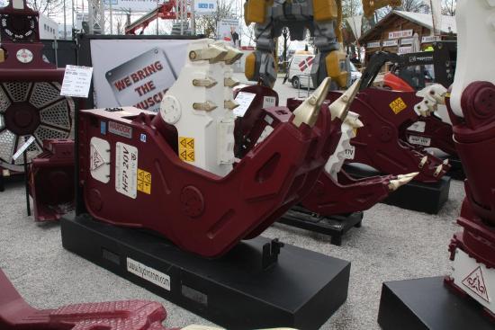 Hydraram HFP-20V | 1950 kg | 18 ~ 25 t. | Neu!!