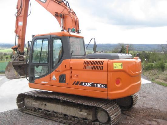 Doosan DX140 LC