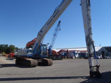 Tracked excavator - Hitachi ZX350 LC-3