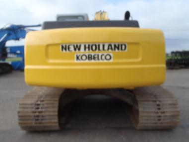 Excavadora de cadenas - New Holland E215